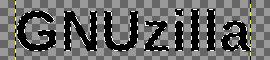 GIMP: селекција текста GNUzilla