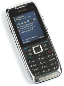 Nokia E51-1