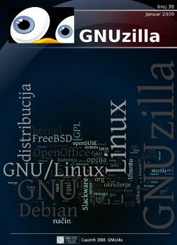 GNUzilla 38 (Јануар 2009)
