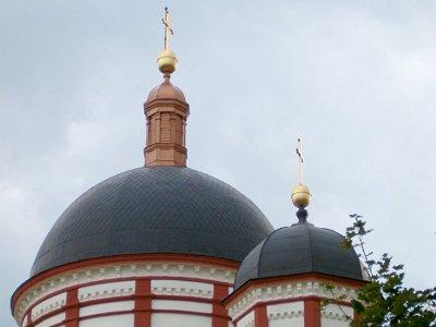 Купола Саборне цркве у Крагујевцу
