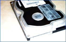 Вађење хард диска