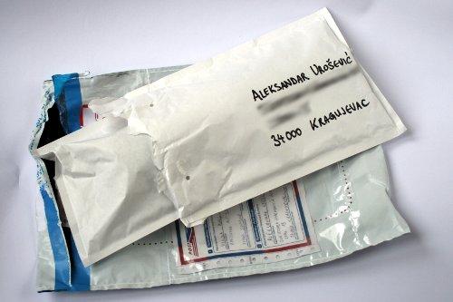 Трећа коверта
