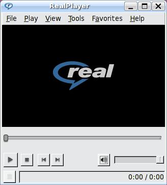 RealPlayer недопадљивог сучеља