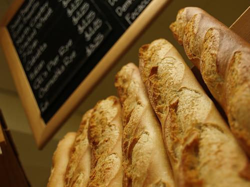 Шест хлебова (фото farlane)