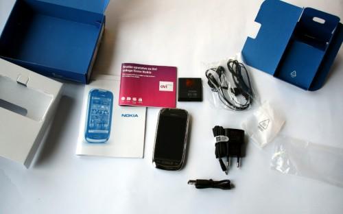 Nokia C7: садржај паковања за српско тржиште