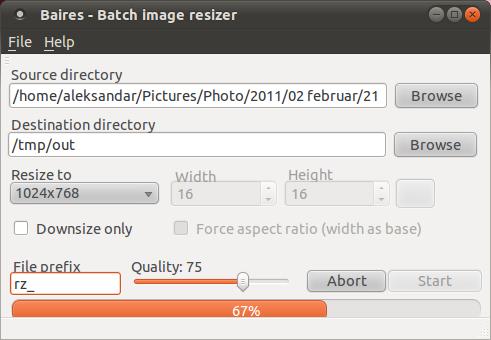Baires (Batch Image Resizer)