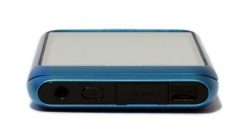 Nokia E7: горња страна