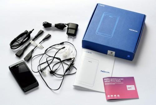 Nokia N8: паковање за српско тржиште