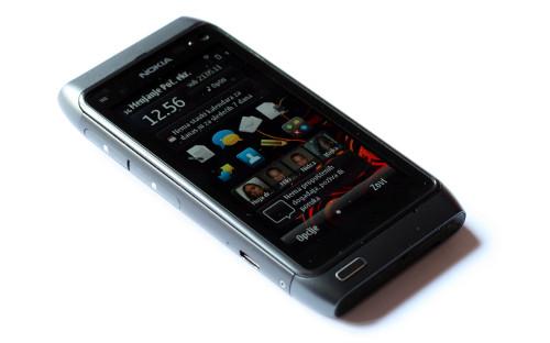 Nokia N8: портретска радна површина