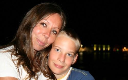 Мама и велики син