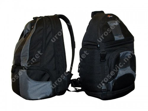 Lowepro CompuDaypack и Slingshot 200 AW