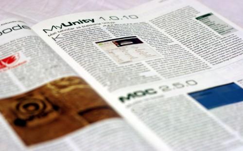 My Unity, Лаки пингвини, Свет компјутера 1/2012