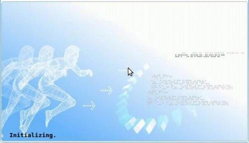 Теленор Интернет контролни центар: почетни екран