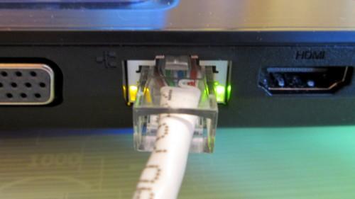 Мрежни прикључак са Atheros AR8161 чипом на Lenovo IdeaPad Y580