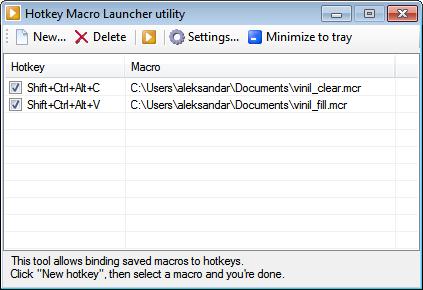 Jitbit Macro Launcher