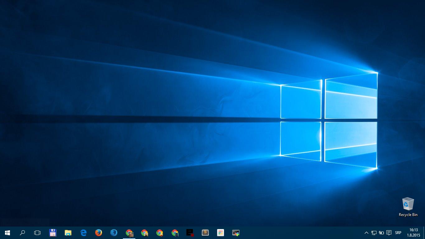 Windows 10: Први утисци